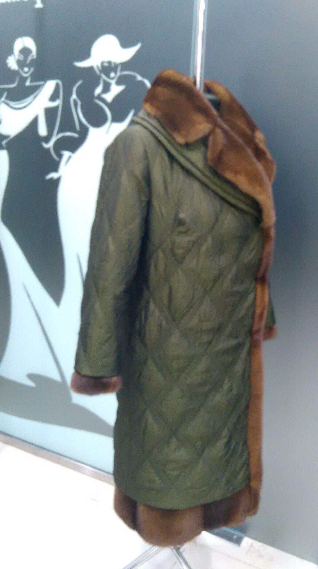 Пальто на меховой подкладке сшить 51